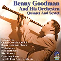 Vol. 10-Afrs Benny Goodman Show
