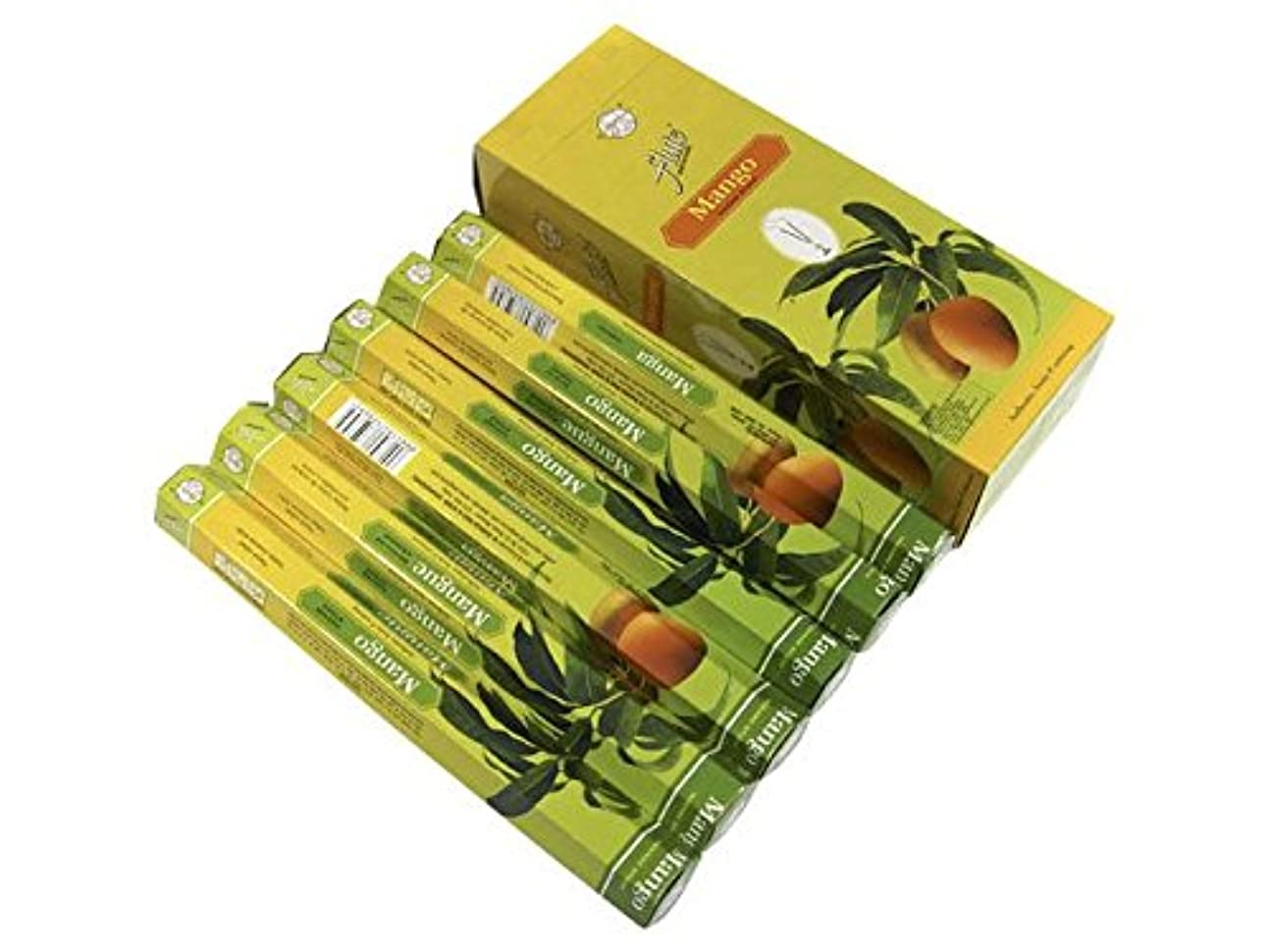 秀でる錫商品FLUTE(フルート) マンゴー香 スティック MANGO 6箱セット