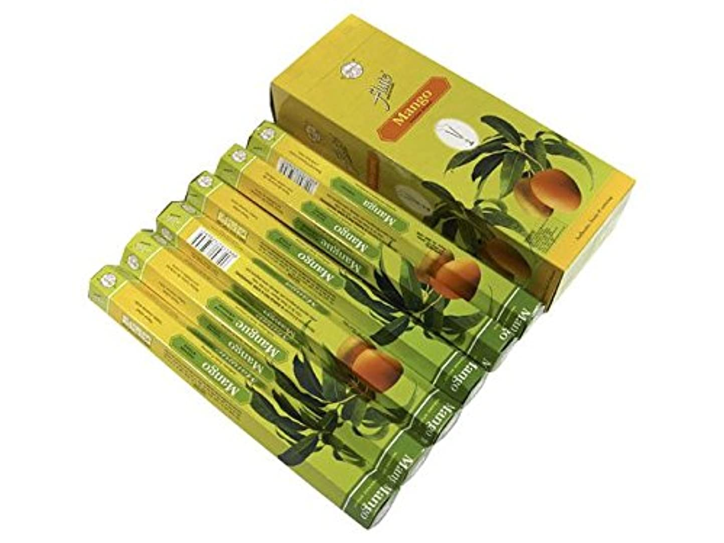 乱れ役職医薬品FLUTE(フルート) マンゴー香 スティック MANGO 6箱セット