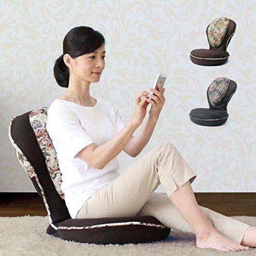 PROIDEA(プロイデア) 背筋がGUUUN美姿勢座椅子 クラシック【ロイヤルゴブラン】