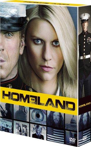 HOMELAND/ホームランド DVD-BOX2の詳細を見る