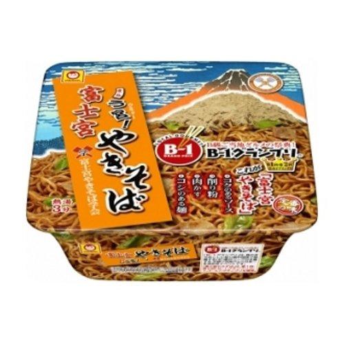 【B-1グランプリ公認】富士宮やきそば 165g×12個
