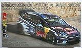 BELKIT 1/24 フォルクスワーゲン ポロ R WRC 2016 モンテカルロラリーウィナー 【BEL-011】