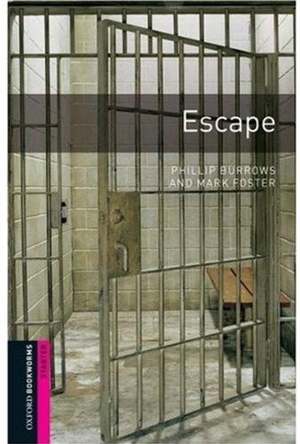 Escape: Comic-strip - 250 Headwords Starters (Oxford Bookworms Starters)の詳細を見る