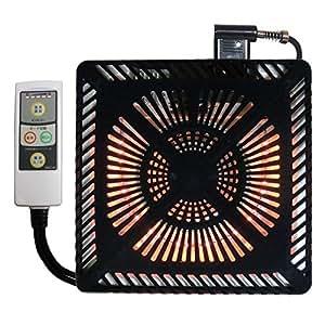 メトロ(METRO) こたつ用取替えヒーター U字型カーボンヒーター 「速暖ボタン」・「ECOボタン」付 5時間切タイマー付 手元温度コントロール式 MCU-500E(NCK)