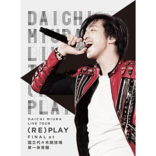 DAICHI MIURA LIVE TOUR (RE)PLA...