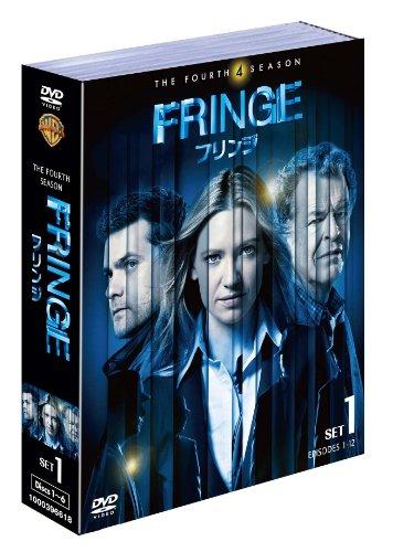 FRINGE/フリンジ 4thシーズン 前半セット (1~12話・6枚組) [DVD]の詳細を見る