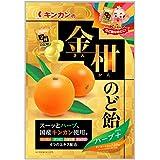キンカン キンカンの金柑のど飴ハーブプラス 88g×6袋