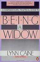 Being a Widow【洋書】 [並行輸入品]