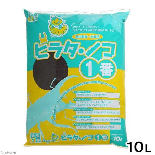 [해외]포 테크 곤충 매트 히라 타 · 노코 1 번 10L 사슴/Fortech insect mat Hirata Nook 1st 10L stag beetle