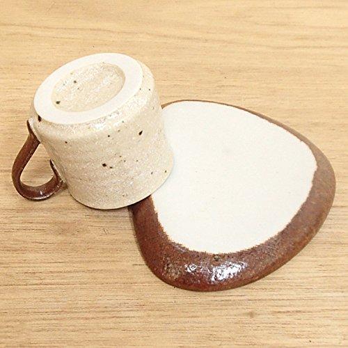 『コーヒーカップソーサーナチュラル』