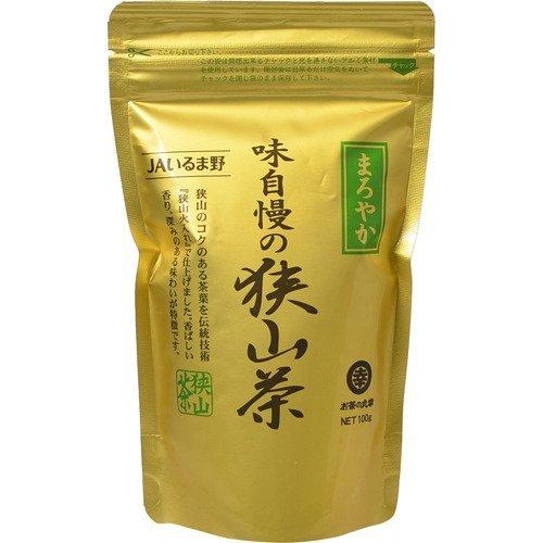 お茶の丸幸 JAいるま野 まろやか味自慢の狭山茶 100g