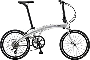 DAHON(ダホン) 折りたたみ自転車 Mu(ミュー) SP9 インターナショナルモデル 20インチ 2016年モデル 外装9段変速 アルミフレーム Polish PDA093