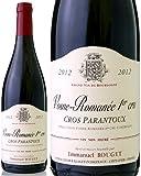 ヴォーヌ・ロマネ一級クロ・パラントゥ[2012]エマニュエル・ルジェ(赤ワイン)[S]