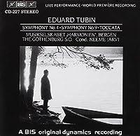 Sym 4/9/Tocatta by E. Tubin (1992-05-03)