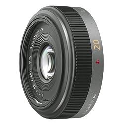 Panasonic  デジタル一眼カメラ マイクロフォーサーズ 交換レンズ H-H020