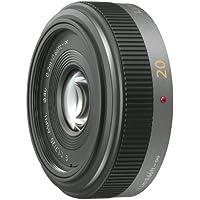 パナソニック 単焦点 広角パンケーキレンズ マイクロフォーサーズ用 ルミックス G 20mm/F1.7 ASPH. H-H020