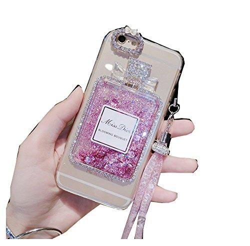 (Rily Shop) iphone7 iphone8 ケース 流れるラメケース...
