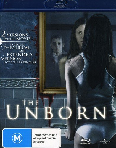 Unborn: Theatrical & Extended Edition (Blu-Ray) [Import]