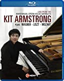 Plays Wagner Liszt & Mozart [Blu-ray]
