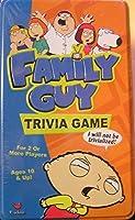 Family Guy Travia Game (Tin Box) [並行輸入品]