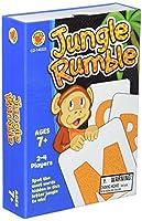 Jungle Rumble Card Game