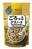 日清シスコ ごろっとグラノーラ 3種のまるごと大豆 160g ×8袋