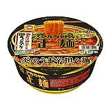 マルちゃん正麺 カップ 炎のうま辛担々麺 126g ×12個
