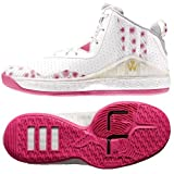 アディダス (adidas) 取扱店舗限定 バスケットボールシューズ 28.5cm ジョン ウォール 【J WALL】 S85271 ゼロメット/ゴールドメット/ピンク 国内正規品
