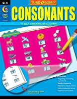 Consonants: Grade K (Turn & Learn)