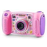 【簡易パッケージ版】VTech Kidizoom Camera Pix 子供用 デジタルカメラ (MicroSD対応) カメラ ピンク [並行輸入品]