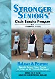 New Balance Stronger Seniors Balance and Posture DVD - Improve your Balance, Posture, and Stability in this NEW chair exercise