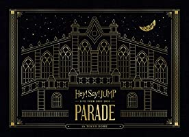Hey! Say! JUMP LIVE TOUR 2019-2020 PARADE(初回限定盤)(Blu-ray)