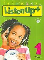 e-future Listen Up Plus レベル1 スチューデントブック 2枚組CD付 英語教材