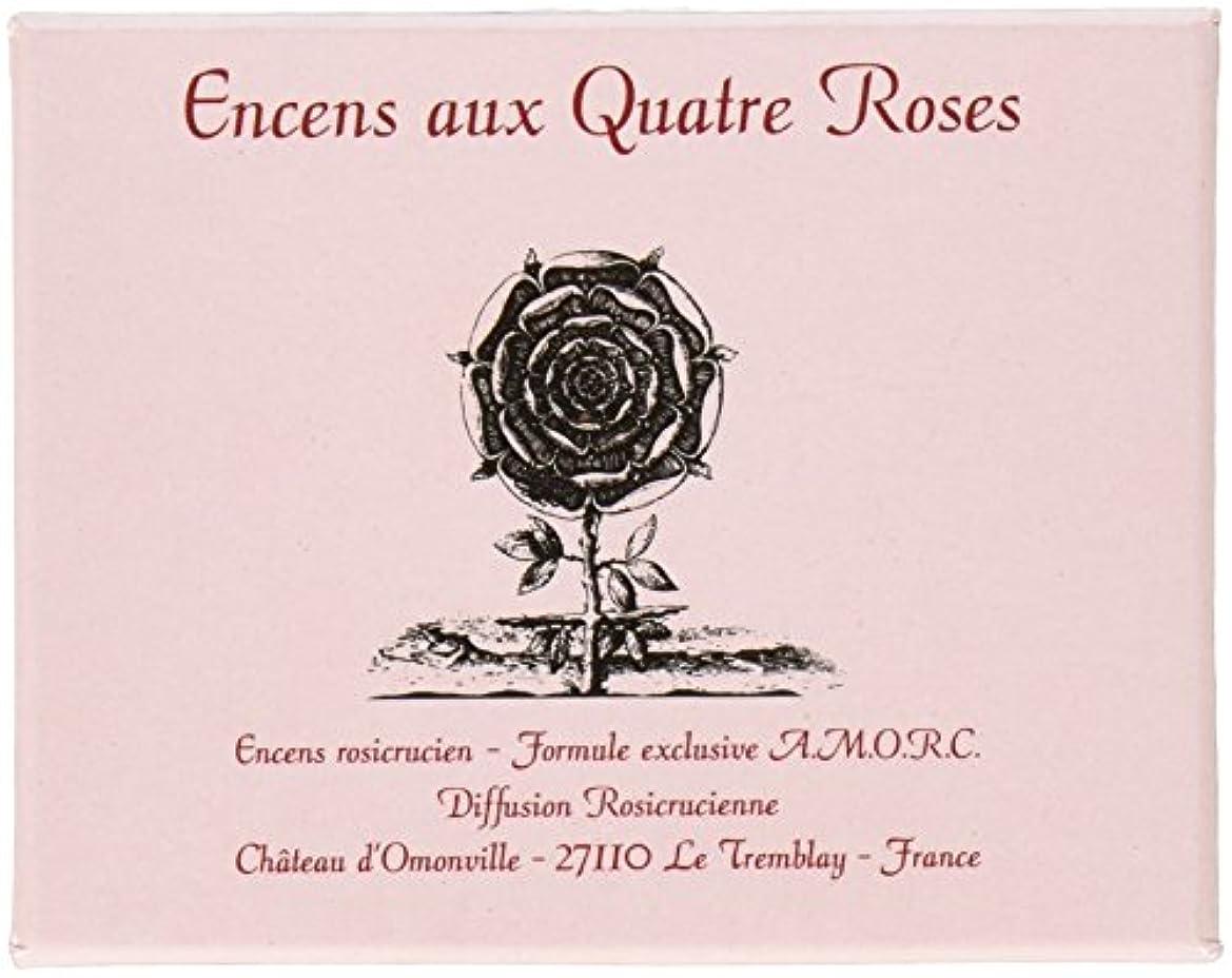 無視できる手当リンクFour Roses Incense