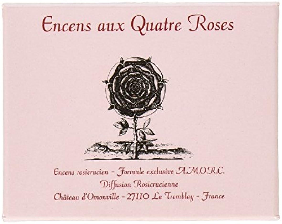 味方怠感輸血Four Roses Incense