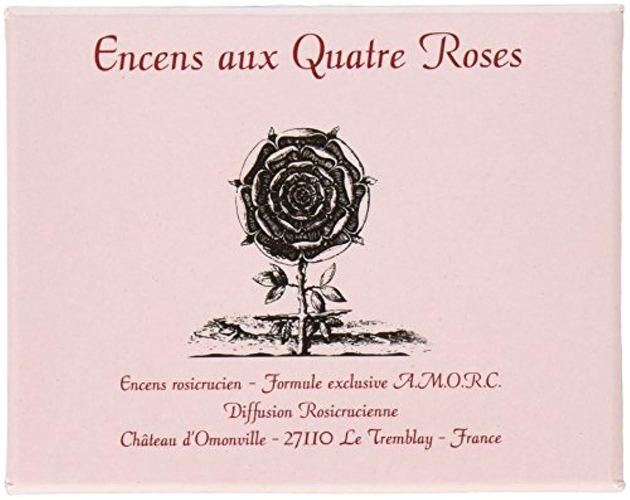 頑固な区別期間Four Roses Incense