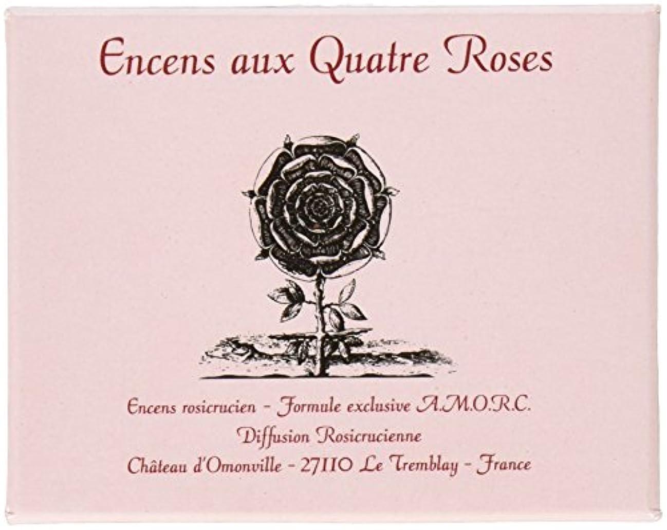スペース透ける意味のあるFour Roses Incense