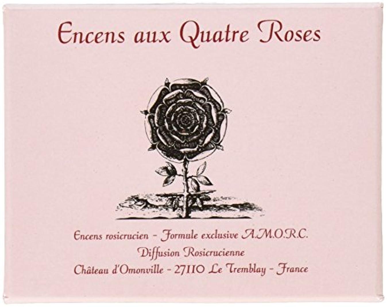 早める協力的抗生物質Four Roses Incense