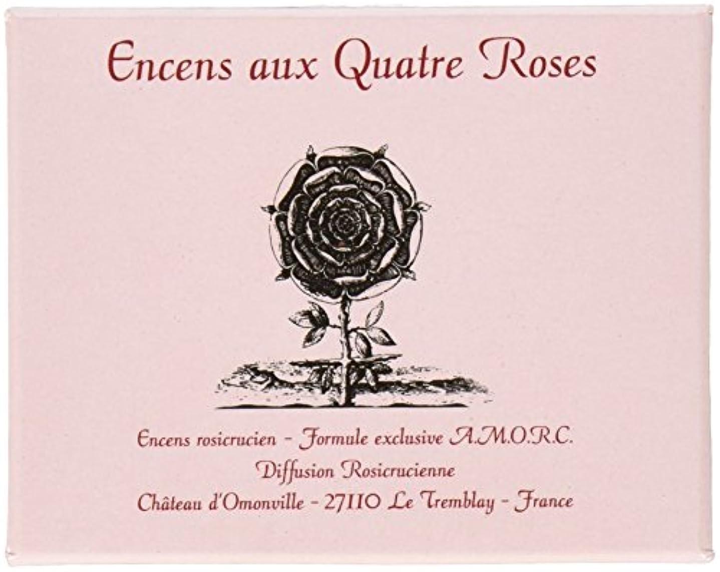 必須統合するフラスコFour Roses Incense