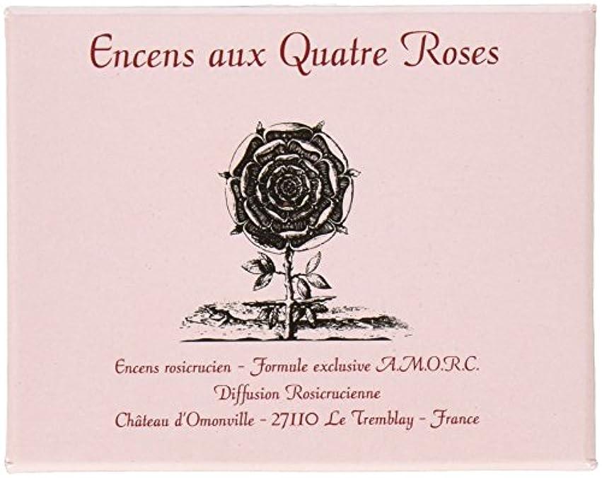 アパル見えない一致Four Roses Incense