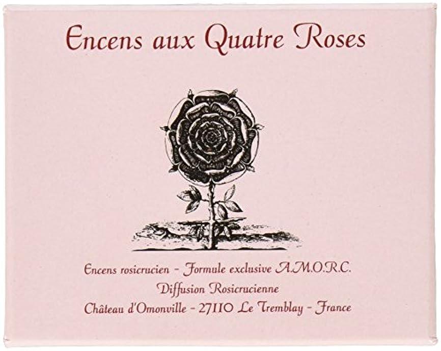 トラブルコインアーチFour Roses Incense