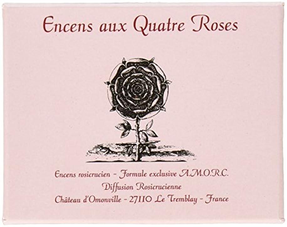 花輪メタン防腐剤Four Roses Incense