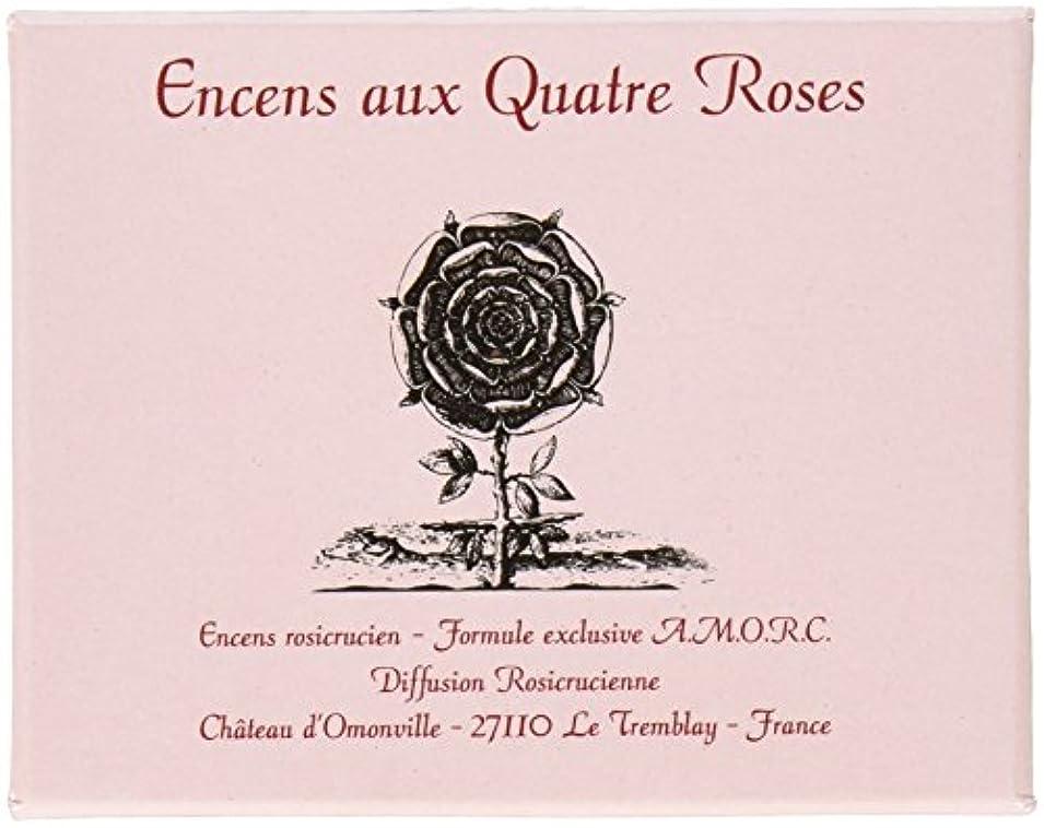 広げる歴史的聞きますFour Roses Incense