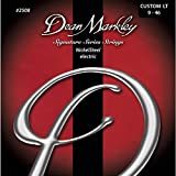 Dean Markley ディーンマークレー エレキギター弦 ニッケル Nickel Steel Electric 2508 Custom Light .009-.046