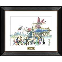 【Amazon.co.jp限定】二ノ国II A4キャラファイングラフ「英雄たちの行進」