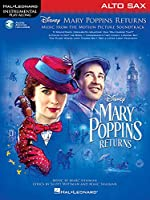 Mary Poppins Returns for Alto Sax: Includes Downloadable Audio (Instrumental Play-along)