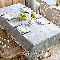JJD ファッション現代のシンプルな幾何学的なテーブルクロスコーヒーテーブルクロス防塵ファブリックテーブルプレースマット テーブルクロス (Color : 005, サイズ : 130*220cm)