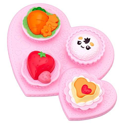 [해외]HUG (벗기다) 욱! 프리큐어 はぐたん 우물 우물 밥 세트/HUG (Hagu) っ て! Pretty Cure Anti-Mumped Mushrooms Rice Set