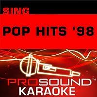 Sing Pop Hits 98 [KARAOKE]